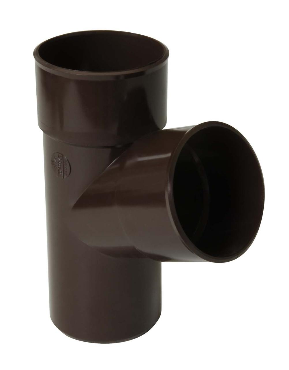 Тройник труби D-80