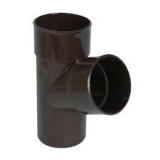 Тройник труби D-100