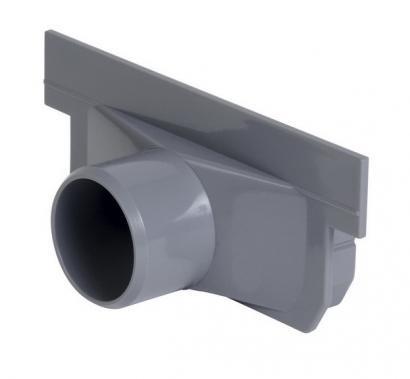 Отвод/заглушка d = 40 мм