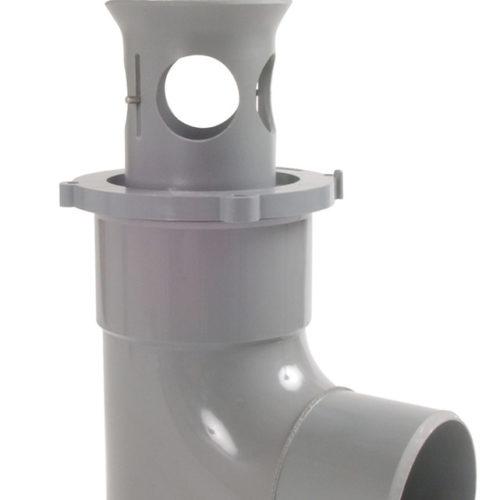 Песколовка/отвод d = 110 мм