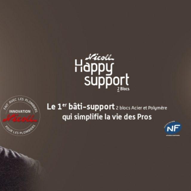 Nicoll Happy Support