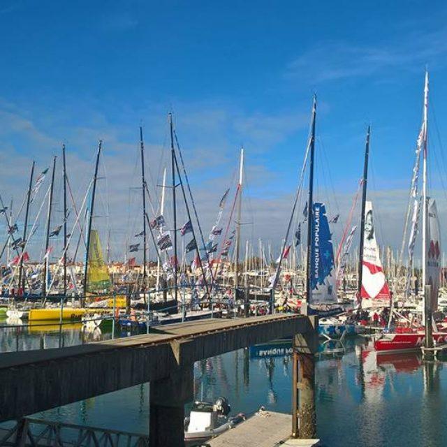 Навколосвітня морська гонка VENDEE GLOBE